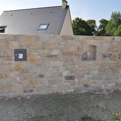 Pierre d'Omonville - Muret